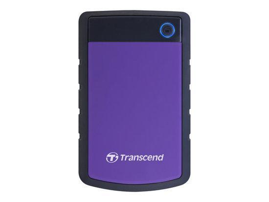 "TRANSCEND StoreJet 1TB, 2,5"", USB3.0, SATA, TS1TSJ25H3P, TS1TSJ25H3P"