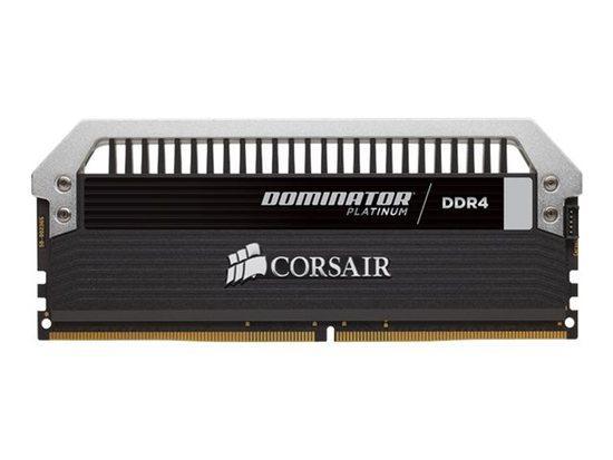 Corsair Dominator Platinum Series 16GB (2 x 8GB) DDR4 3200MHz C16, CMD16GX4M2B3200C16