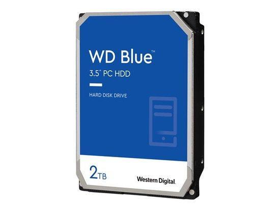 WD BLUE WD20EZRZ 2TB SATA/600 64MB cache 5400 ot., WD20EZRZ