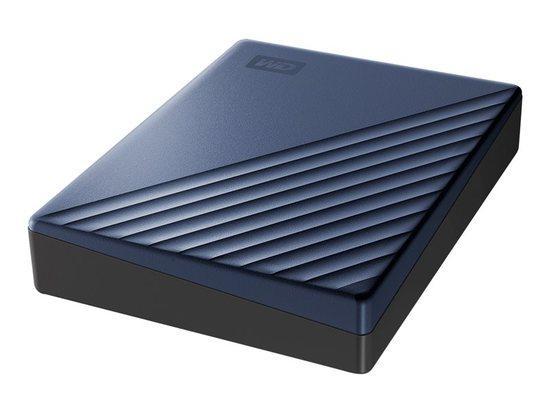 WD My Passport Ultra 4TB, WDBFTM0040, WDBFTM0040BBL-WESN