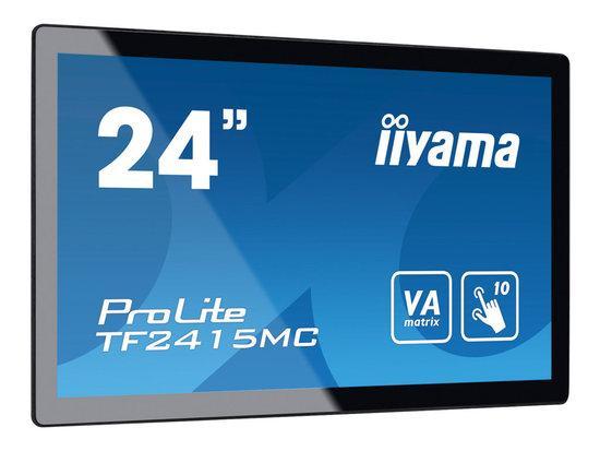 IIYAMA, IIYAMA 24 LCD Projective Capacitive 10-, TF2415MC-B2