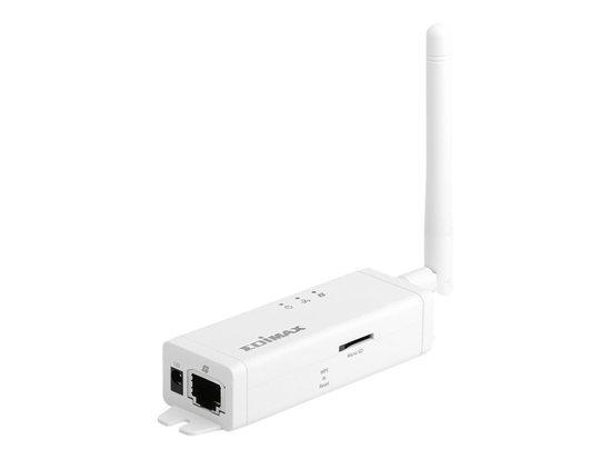 EDIMAX IC-9110W Edimax 720p Outdoor Wireless H.264 IP Camera, IP66, SD card, mini, IR cut filter, IC-9110W