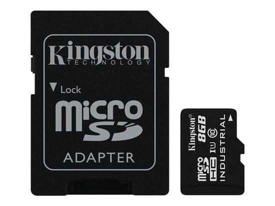 Kingston microSDHC 8GB UHS-I SDCIT/8GB