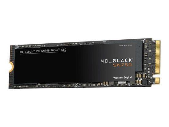 WD SN750 250GB, WDS250G3X0C, WDS250G3X0C