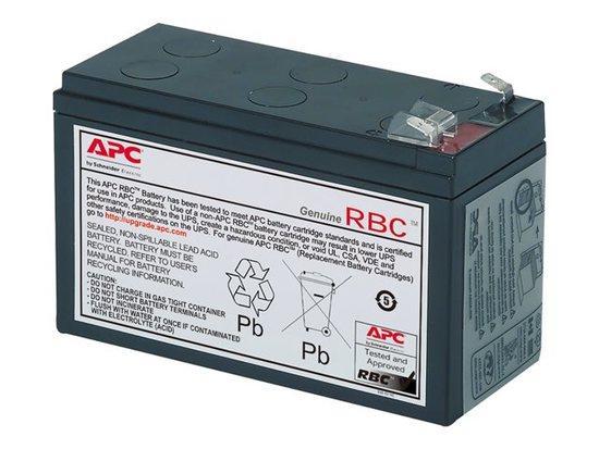 APC Replacement Battery RBC17, náhraní baterie pro UPS, pro BK650, BX800CI, BX950U, BE700G ..., RBC1
