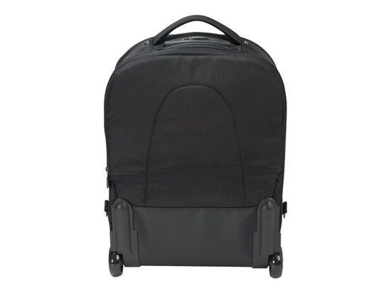Dicota Backpack Roller PRO 15 - 17.3 case for notebook and clothes, D31224