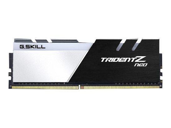 G.Skill Trident Z Neo (for AMD) DDR4 16GB (2x8GB) 3200MHz CL14 1.35V XMP 2.0, F4-3200C14D-16GTZN