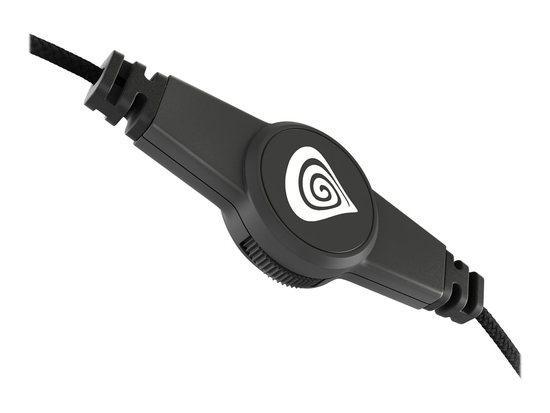 Genesis Gaming headphones Argon 200 green