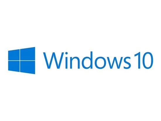 Microsoft Windows 10 Pro 64-Bit OEM SK DVD (FQC-08911), FQC-08911