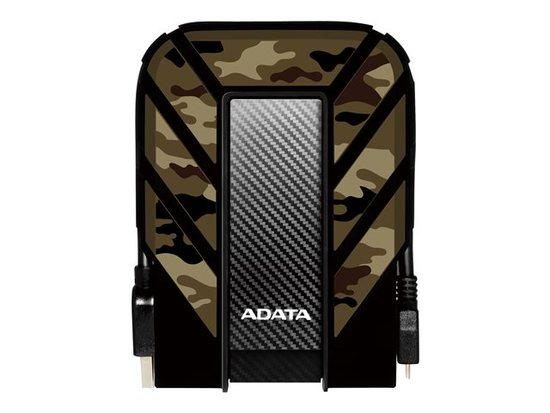 "HDD ext. 2,5"" ADATA HD710MP 2TB - military, AHD710MP-2TU31-CCF"