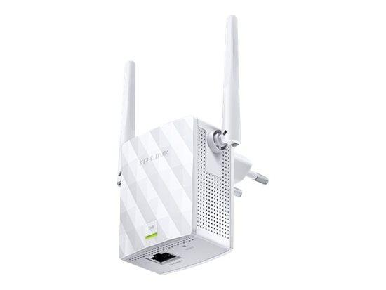 TPLINK TL-WA855RE TP-Link TL-WA855RE Wireless Range Extender 802.11b/g/n 300Mbps 2T2R 2fixed ant, TL-WA855RE