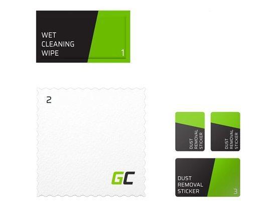 GC Clarity chránič obrazovky pro Apple iPhone 7 Plus, 8 Plus - White