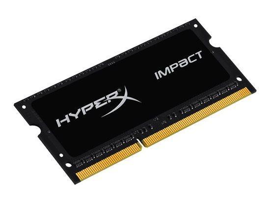 Kingston HyperX SODIMM DDR3L 4GB 1866MHz CL11 HX318LS11IB/4, HX318LS11IB/4