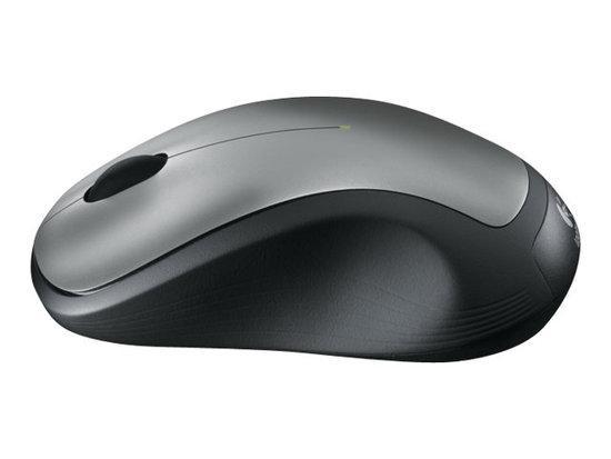 LOGITECH 910-003986 Logitech M310 New Generation bezdrátová myš, stříbrná - EMEA, 910-003986