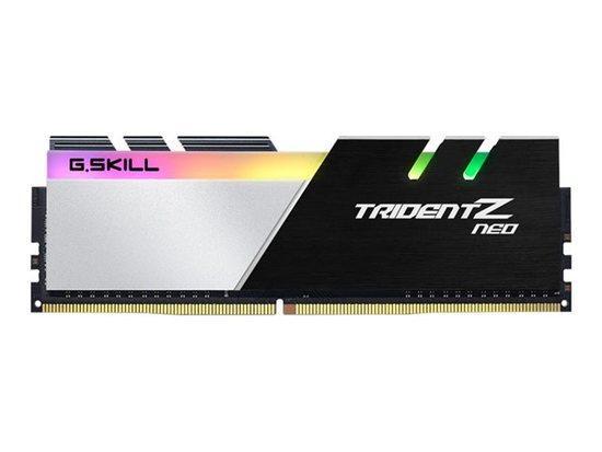 G.SKILL F4-3200C14D-32GTZN G.Skill Trident Z Neo (for AMD) DDR4 32GB (2x16GB) 3200MHz CL14 1.35V XMP 2.0, F4-3200C14D-32GTZN