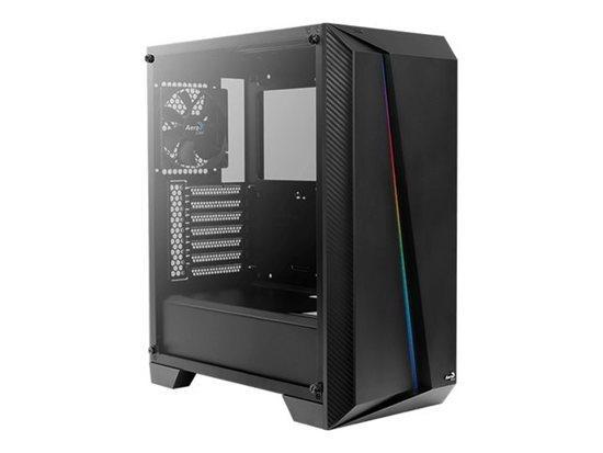 PC skříň ATX Aerocool CYLON PRO RGB - USB3.0 bez zdroje