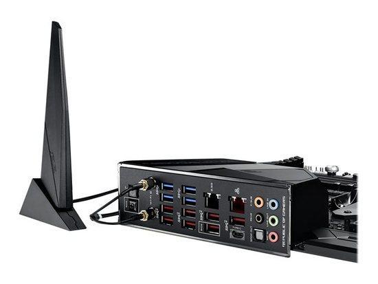 ASUS ROG Crosshair VIII Hero (Wi-Fi), AM4, X570, 4 DDR4/ 128 GB, 8 SATA 6Gb/s, ROG Crosshair VIII Hero (Wi-Fi)