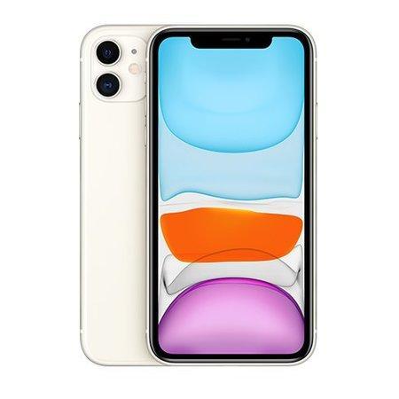 Apple iPhone 11 256 GB bílý