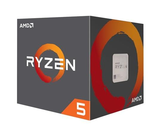 AMD Ryzen 5 6C/12T 1600 (3,2GHz,19MB,65W,AM4) box with Wraith Spire 95W cooler