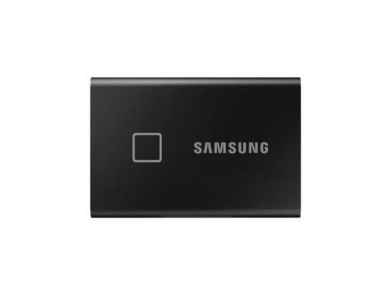 SAMSUNG T7 TOUCH SSD 1TB externí/ černý
