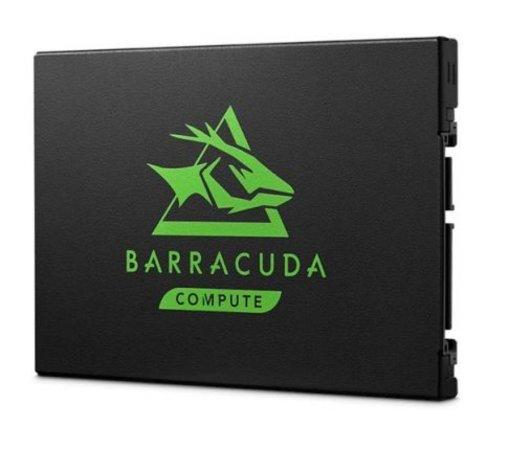 Seagate Barracuda 120 SSD - 250 GB / SATA-III / 7mm RETAIL pack, ZA250CM1A003
