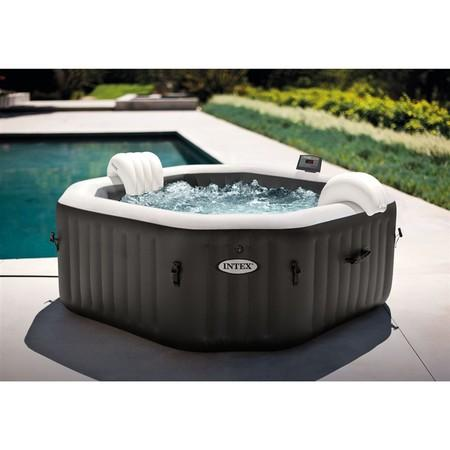 Intex 28458 PureSpa Jet & Bubble Deluxe