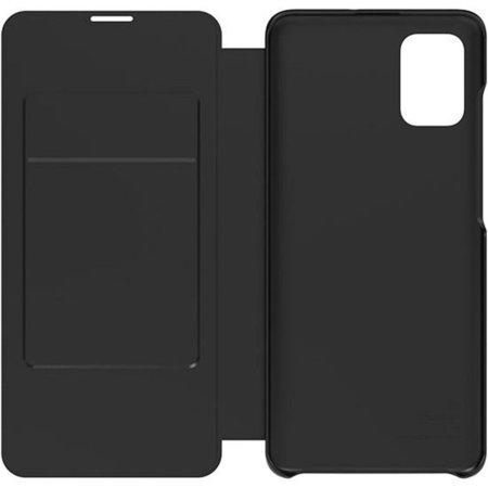 Samsung GP-FWA715AM flip pouzdro Galaxy A71 černé
