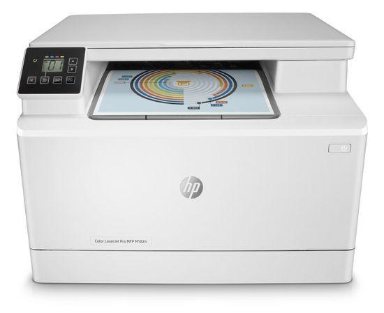 Tiskárna multifunkční HP Color LaserJet Pro MFP M182n, 7KW54A