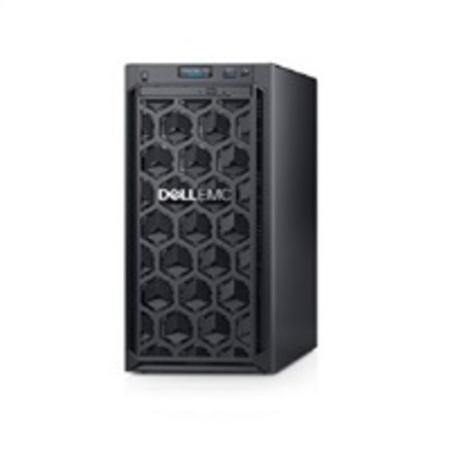 """DELL PowerEdge T140/4x3.5""""/E-2134/16GB/2xM.2 240GB/2x2TB/DVDRW/2x1Gb/PERC H330/iDRAC9 Bas/3Y PrSpt, PET140CEE03VSP_3Y"""