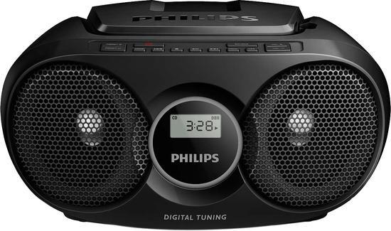 PHILIPS AZ215B/12 rádio s CD
