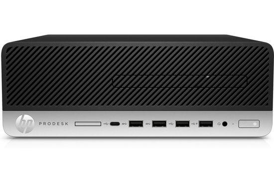 HP PC ProDesk 405G4 SFF/Ryzen 3 Pro 2200G/1x8 GB/SSD 256GB /Radeon RX Vega 8/DVDRW/180W/2xDP+VGA/Win