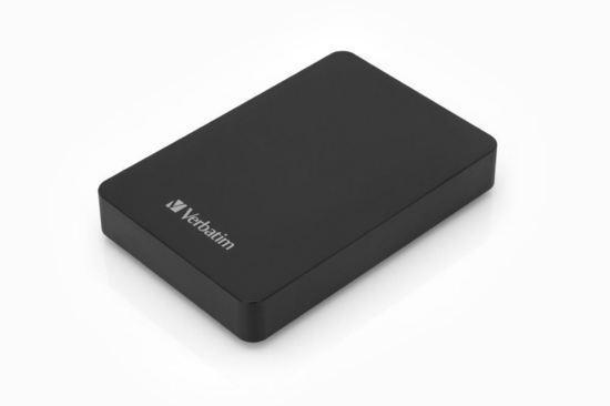 Verbatim Store `n` Go 1TB externí HDD 2.5``, čtečka SD, USB 3.0, černý+16GB SD, 53421