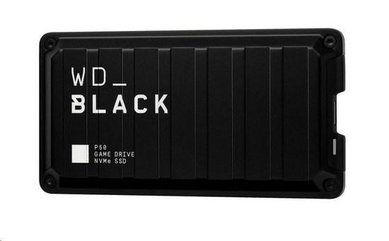 SanDisk externí SSD 2TB WD BLACK P50 Game Drive, WDBA3S0020BBK-WESN