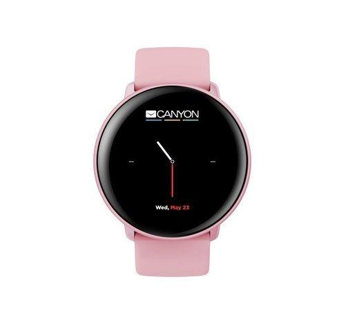 "CANYON smart hodinky Marzipan, 1,22"" barevný plně dotykový display, IP68, režim multisport, iOS/andr"