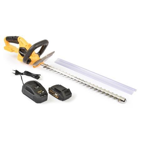 Nůžky na živý plot Riwall PRO RAHT 5220 set 20V/2Ah