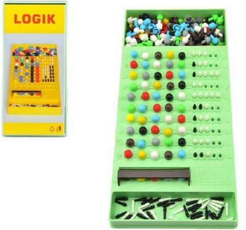 Logik společenská hra hlavolam v krabici