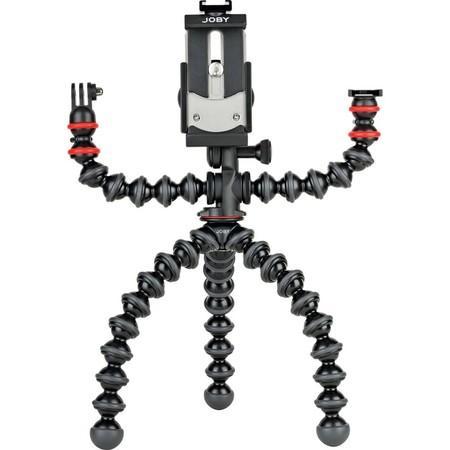JOBY GorillaPod Mobile Rig - Black/Red
