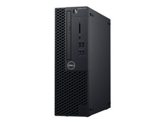 DELL OptiPlex SFF 3070/Core i3-9100/8GB/256GB SSD/Intel UHD 630/DVD-RW/Win 10 Pro 64bit/3Yr NBD, Y54