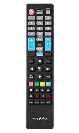 Dálkový ovladač Nedis TVRC41LGBK pro LG