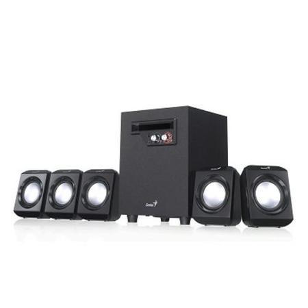Speaker GENIUS SW-5.1 1020 II, 26W, 31730014400