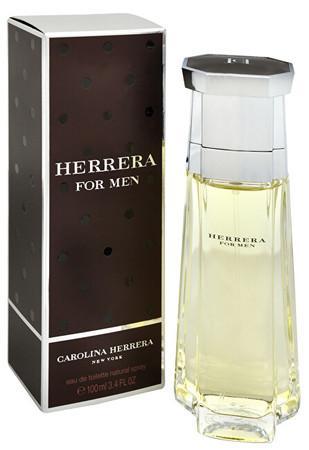 Toaletní voda Carolina Herrera - Herrera For Men , 100ml