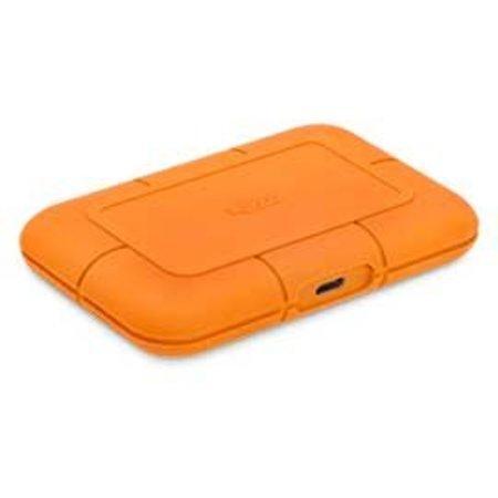 LaCie Rugged SSD - 1TB USB 3.1 TYPE C