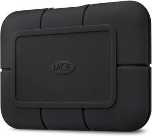 LaCie Rugged SSD Pro - 2TB THUNDERBOLT 3 + USB 3.1, STHZ2000800