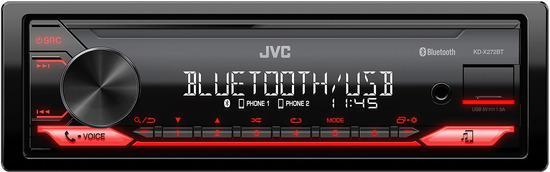 JVC KD-X272BT AUTORÁDIO BT/USB/MP3
