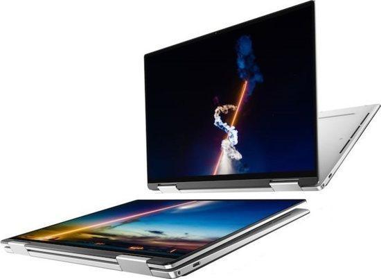 """DELL Ultrabook XPS 13 (7390)/i7-10710U/16GB/512GB SSD/Intel UHD/13.3"""" FHD/Win 10 PRO/Silver, 7390-13531"""
