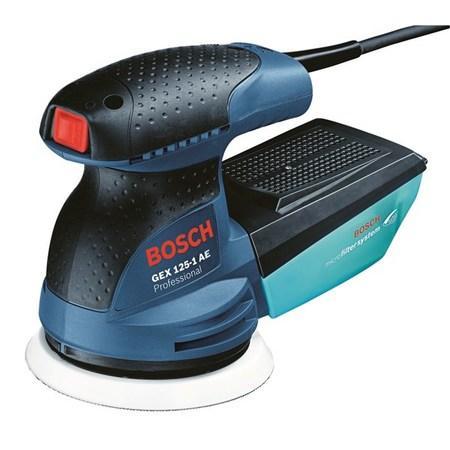 Excentrická bruska Bosch GEX 125-1 AE