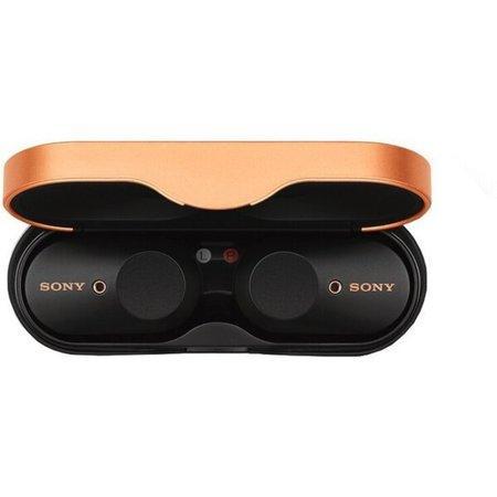 Sony WF-1000XM3 bezdrátová sluchátka s ANC černá