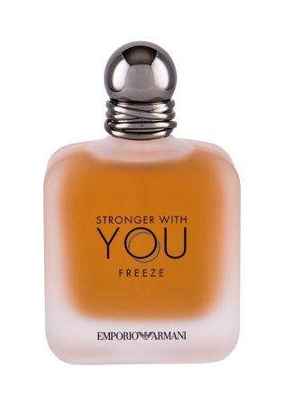 Armani Emporio Stronger With You Freeze - EDT 100 ml