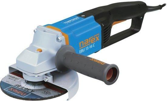 Úhlová bruska Narex EBU 15-16 C