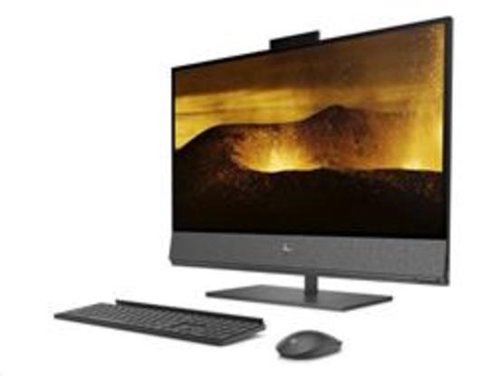 HP ENVY All-in-One 32-a0006nc;i7-9700 32GB DDR4;1TB SSD+2TB/540032GB NVMe;WiFi;GeF RTX2080-8GB;usb key+mou;Win10-black